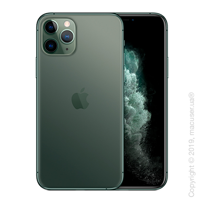 Apple iPhone 11 Pro Max 512GB, Midnight Green New