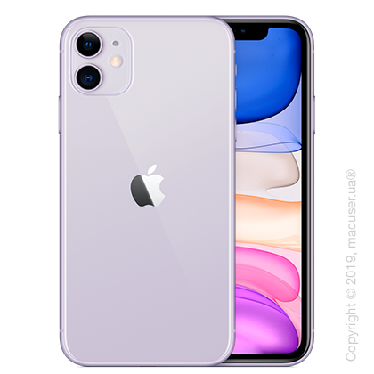 Apple iPhone 11 128GB, Purple