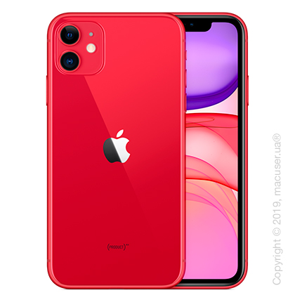 Apple iPhone 11 256GB, (PRODUCT)RED