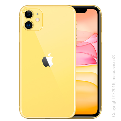 Apple iPhone 11 256GB, Yellow