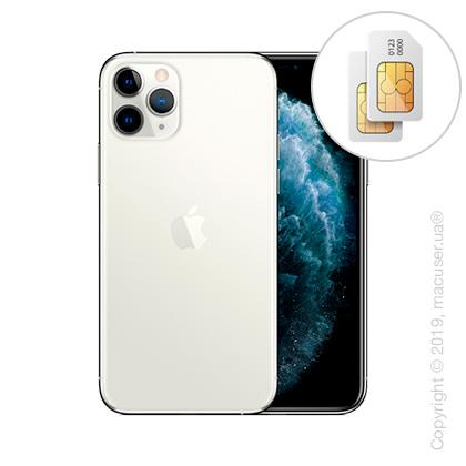 Apple iPhone 11 Pro 2-SIM 64GB, Silver
