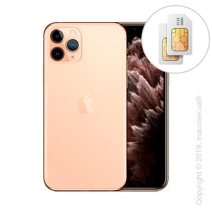 Apple iPhone 11 Pro 2-SIM 256GB, Gold
