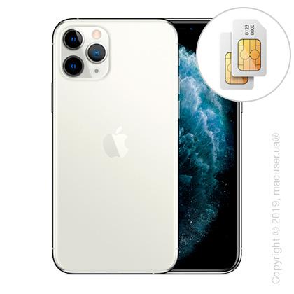 Apple iPhone 11 Pro Max 2-SIM 512GB, Silver