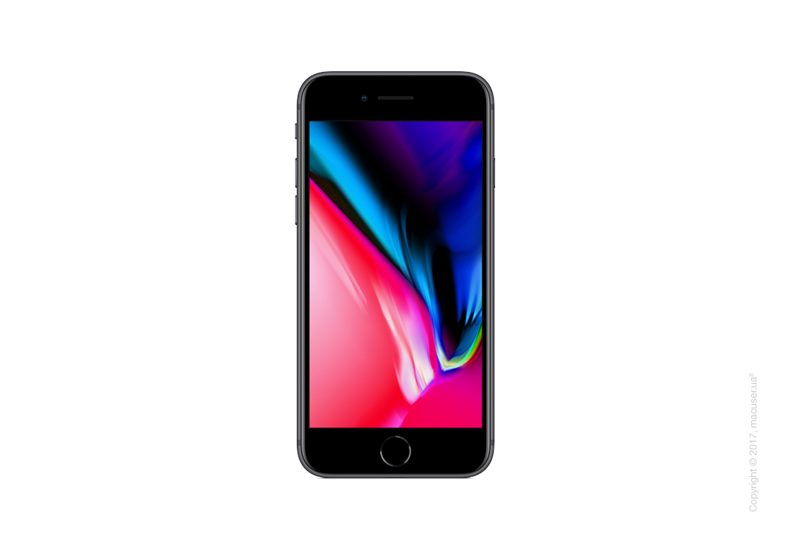Apple iPhone 8 128GB, Space Gray