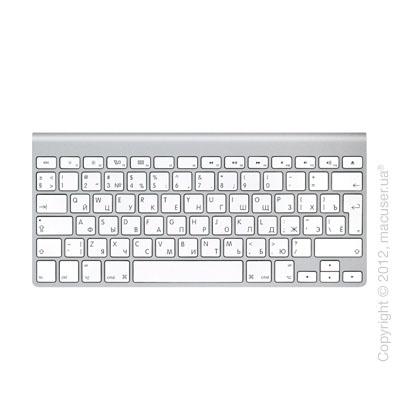 Apple Wireless Keyboard RUS Б/У