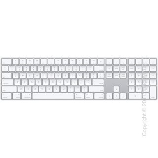 Apple Wired Keyboard Aluminium with Numeric Keypad Б/У