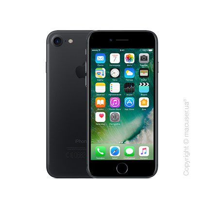 Apple iPhone 7 128GB, Black Б/У