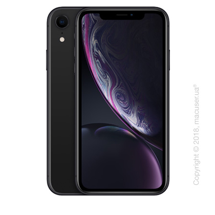 Apple iPhone Xr 128GB, Black Б/У