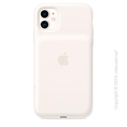 Чехол iPhone 11 Smart Battery Case - Soft White
