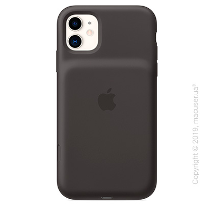Чехол iPhone 11 Smart Battery Case - Black