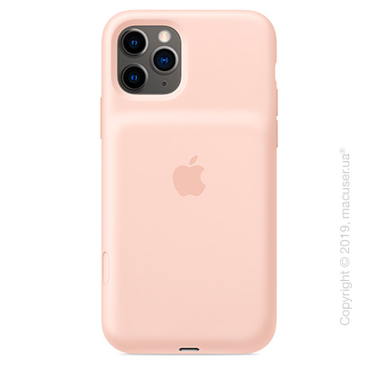 Чехол iPhone 11 Pro Smart Battery Case - Pink Sand