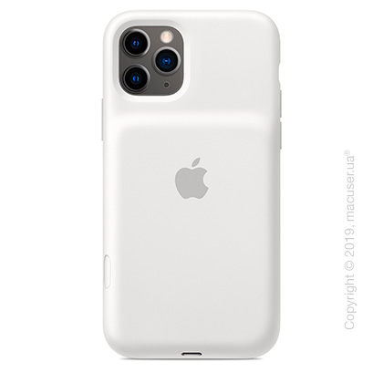 Чехол iPhone 11 Pro Smart Battery Case - White