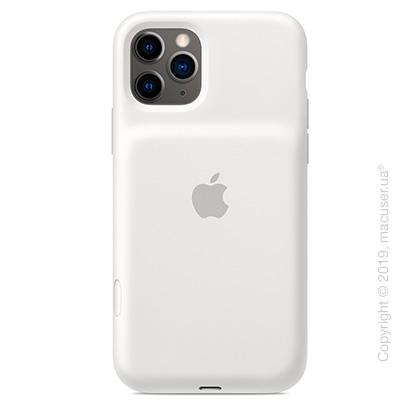 Чехол iPhone 11 Pro Smart Battery Case - White