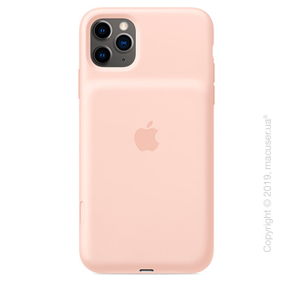 Чехол iPhone 11 Pro Max Smart Battery Case - Pink Sand