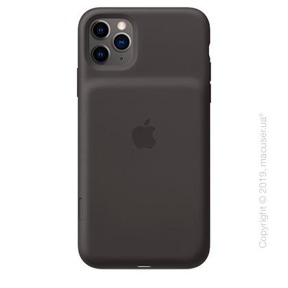 Чехол iPhone 11 Pro Max Smart Battery Case - Black