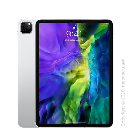 Apple iPad Pro 11 дюйма Wi-Fi+Cellular 256GB, Silver New