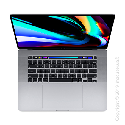 Apple MacBook Pro 16 Retina Space Gray Z0XZ000LL