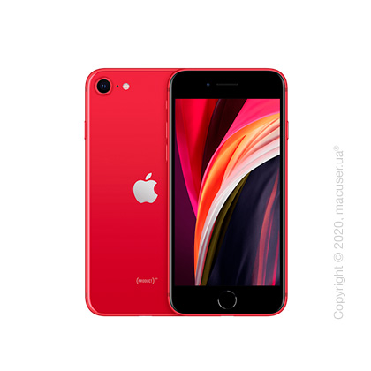 iPhone SE 2020 128GB, (PRODUCT)RED New