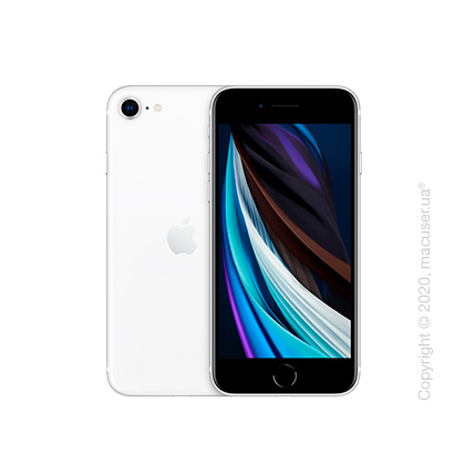 iPhone SE 2020 256GB, White New