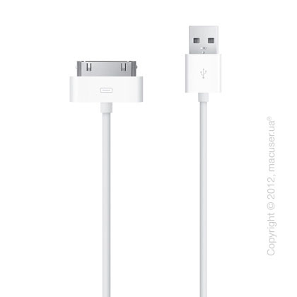 Кабель Apple 30-pin to USB Cable