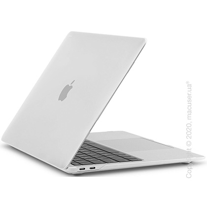 Чехол Moshi iGlaze Stealth Clear for MacBook Pro 16
