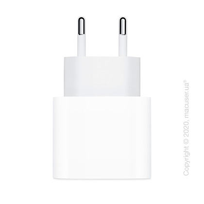 Адаптер питания Apple 20W USB‑C Power Adapter New
