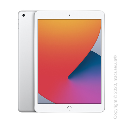Apple iPad 10.2 Wi-Fi 128GB, Silver New