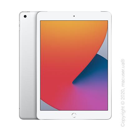 Apple iPad 10.2 Wi-Fi + Cellular 128GB, Silver New