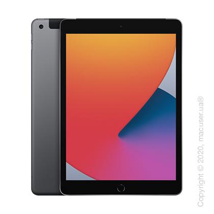 Apple iPad 10.2 Wi-Fi + Cellular 128GB, Space Gray New