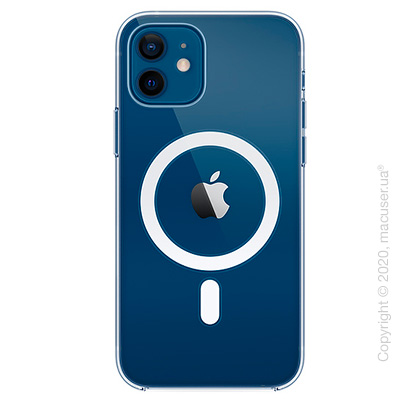 Чехол iPhone 12   12 Pro Clear Case with MagSafe