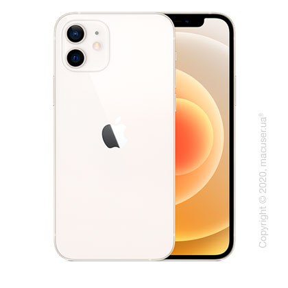 Apple iPhone 12 256GB, White New