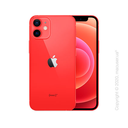 Apple iPhone 12 mini 64GB, (PRODUCT)RED New