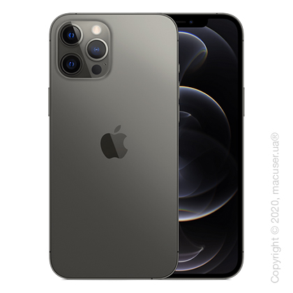 Apple iPhone 12 Pro Max 512GB, Graphite New