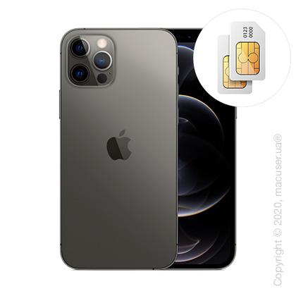 Apple iPhone 12 Pro 2-SIM 128GB, Graphite