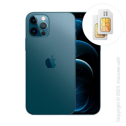 Apple iPhone 12 Pro 2-SIM 256GB, Pacific Blue
