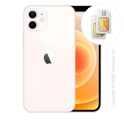 Apple iPhone 12 2-SIM 64GB, White