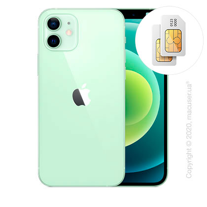 Apple iPhone 12 2-SIM 64GB Green