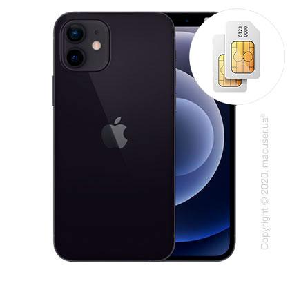 Apple iPhone 12 2-SIM 256GB Black