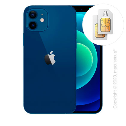 Apple iPhone 12 2-SIM 256GB Blue