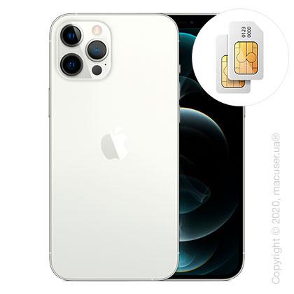 Apple iPhone 12 Pro Max 2-SIM 128GB, Silver