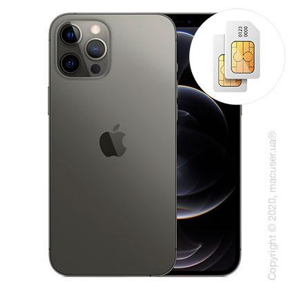 Apple iPhone 12 Pro Max 2-SIM 256GB, Graphite