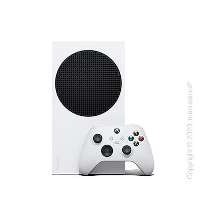 Игровая консоль Microsoft Xbox Series S New