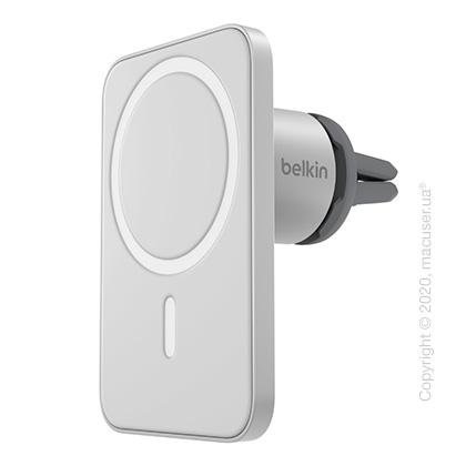 Автомобильный держатель Belkin Car Vent Mount PRO MagSafe для iPhone 12