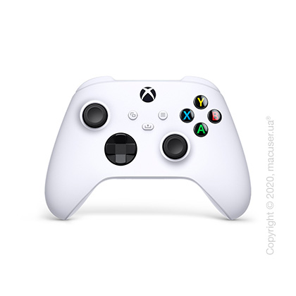 Беспроводной геймпад Xbox — Robot White New