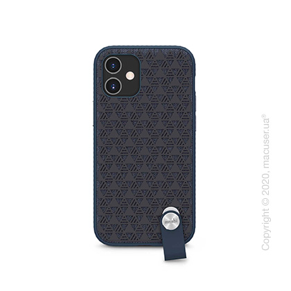 Чехол Moshi Altra Slim Case with Wrist Strap Midnight Blue for iPhone 12 mini