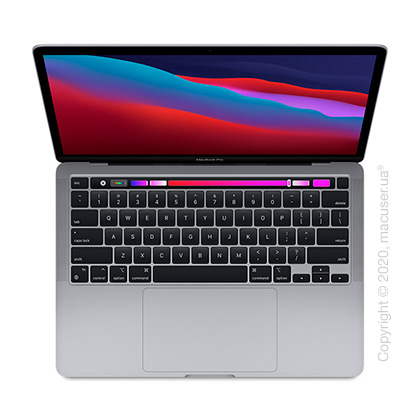 Ноутбук Apple MacBook Pro M1 13'' 16GB/256GB Space Gray 2020 (Z11B000E3)