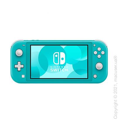 Игровая консоль Nintendo Switch Lite Turquoise