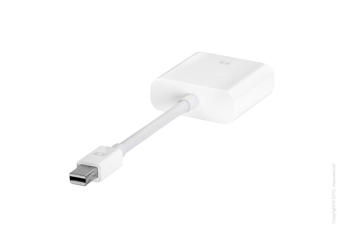 Переходник Apple Mini DisplayPort to DVI Adapter