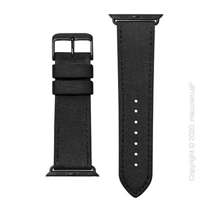 Ремешок Laut Technical для Apple Watch 42/44 мм Black