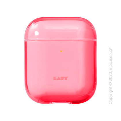 Чехол Laut Crystal X for AirPods Electric Coral